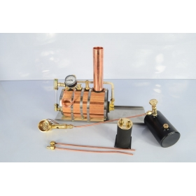 Steam Boiler Models For Marine Steam Engine