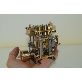 New Vertical Two-Cylinder Marine Steam Engines