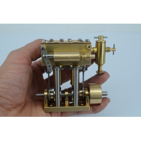 New Vertical cylinder steam engine Q3B