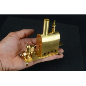 Mini Steam Boiler for M22 steam engine *NEW*