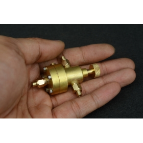 P5B Steam controlled gas regulator