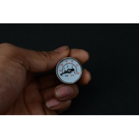 Axial pressure gauge (60PSI)For Steam