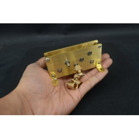 Brass Decelerating Transfer Box For Steam*NEW*