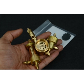P5B+P5 Regulator with M26D GAS BURNER