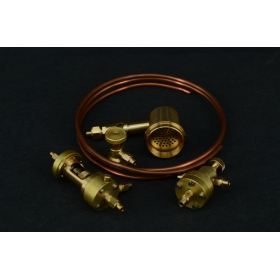 P5B+P5Regulator +P7+M26D GAS BURNER with 3MM copper tube