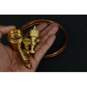 P5B Regulator +P7+M26D GAS BURNER with 3MM copper tube