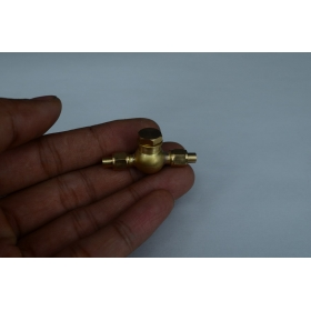P6A Check Valves 1 / 4x40 Thread 3mm pipe