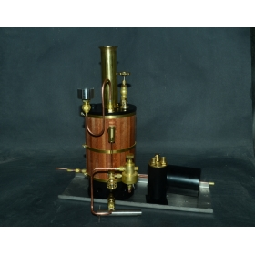 Vertical boiler models With P5B Regulator For Marine Steam